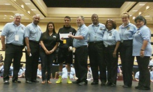 Gilbert Renteria won the NGGOA scholarship!