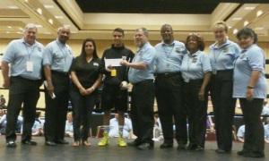 Gilbert Renteria won the NGGOA scholarship!