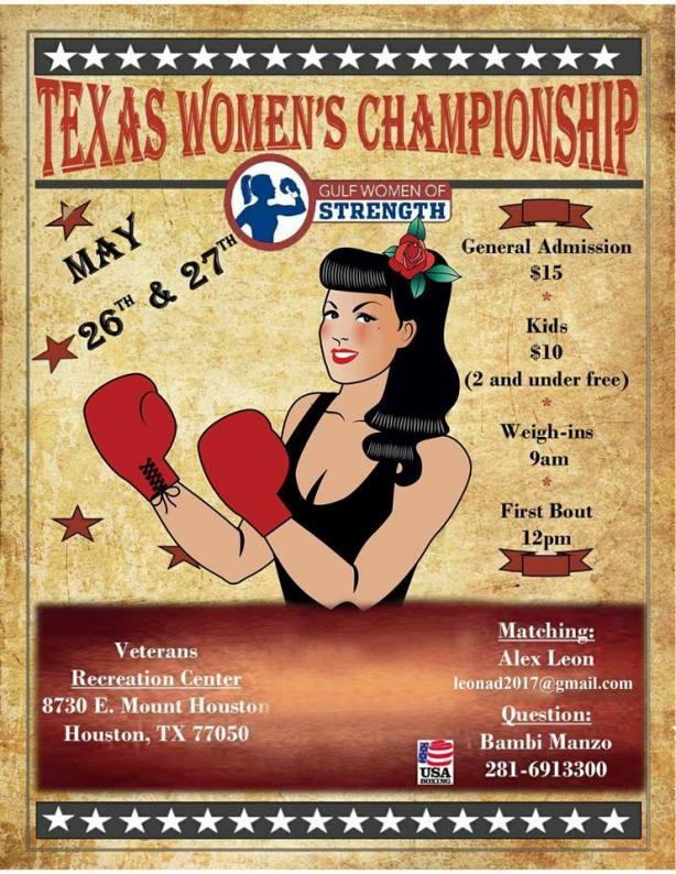Texas Women's Championship
