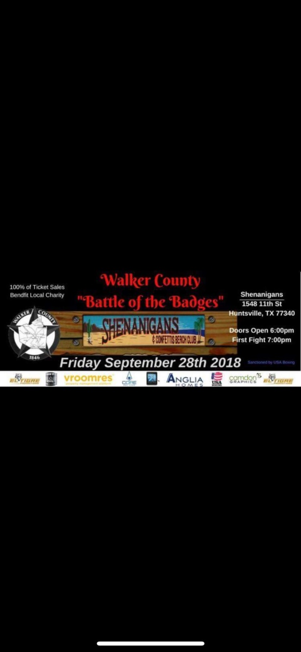 Walker County Battle of the Badges