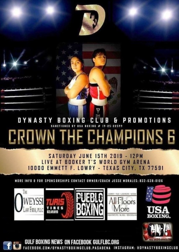 dynasty boxing june 15 2019 2