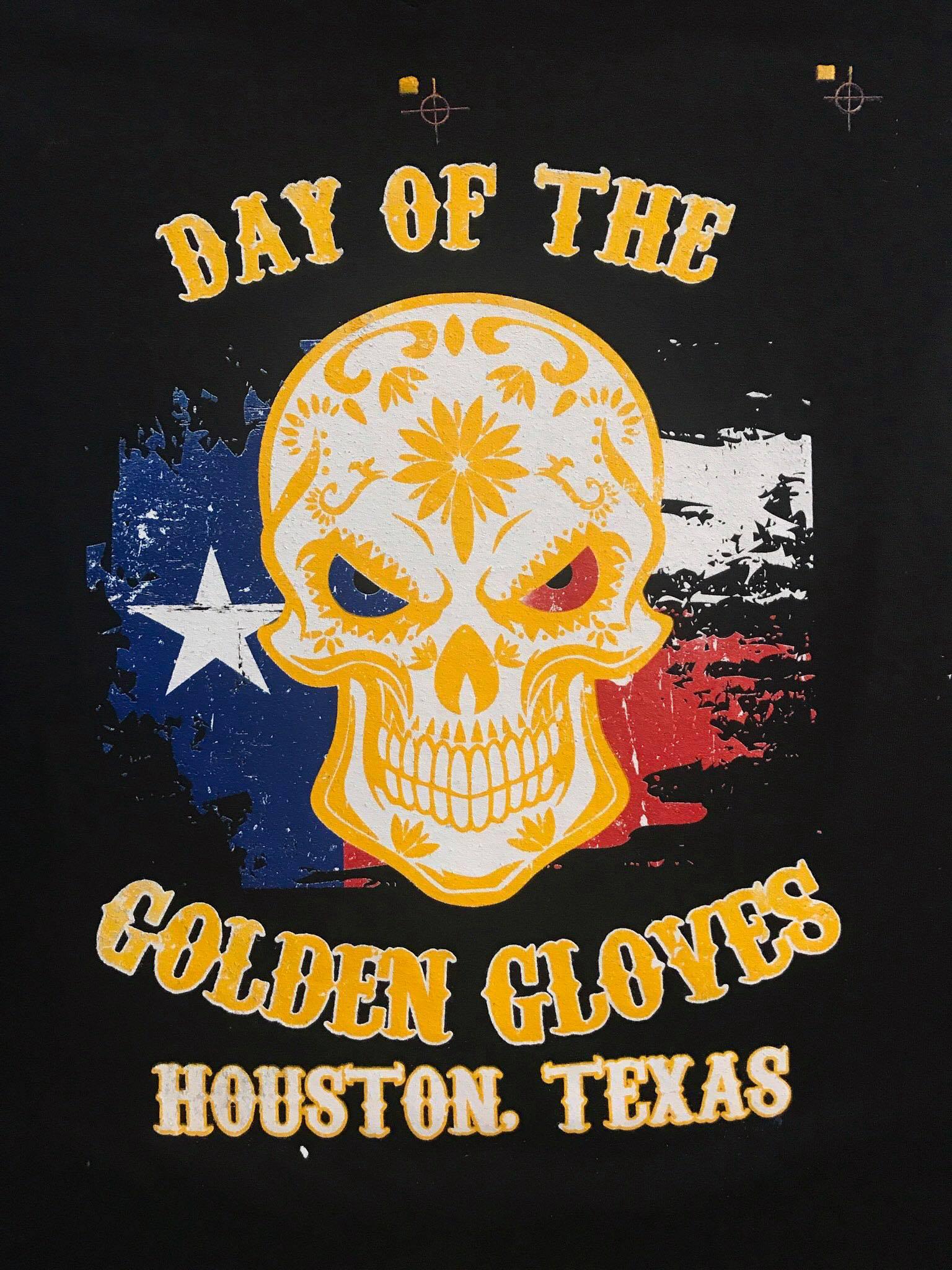 day of golden gloves houston texas