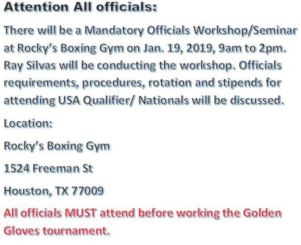 officials meeting jan 19 2019 updated