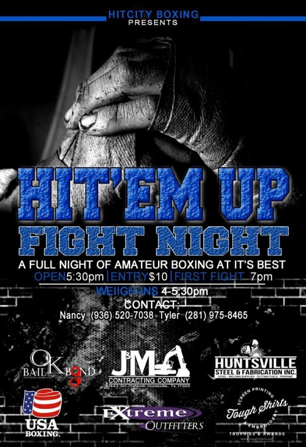 2019 HIT'EM UP Fight Night