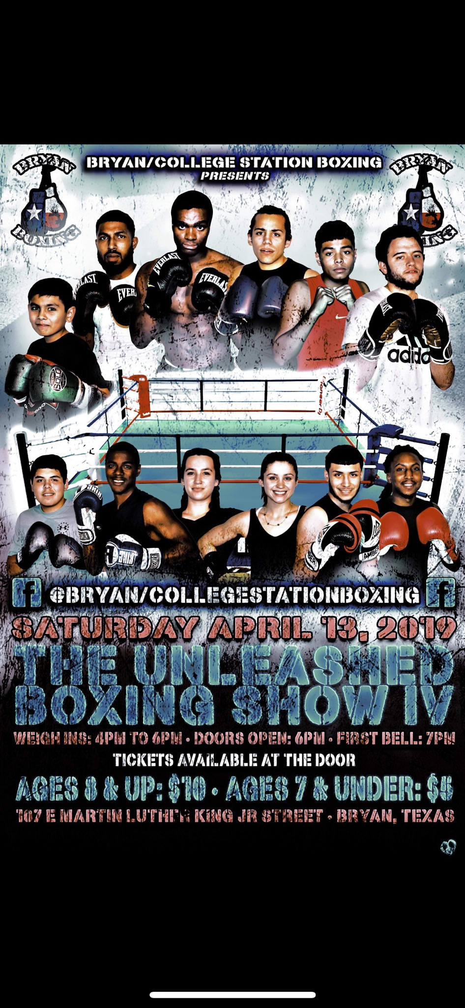 2019 The Unleashed Boxing Show IV