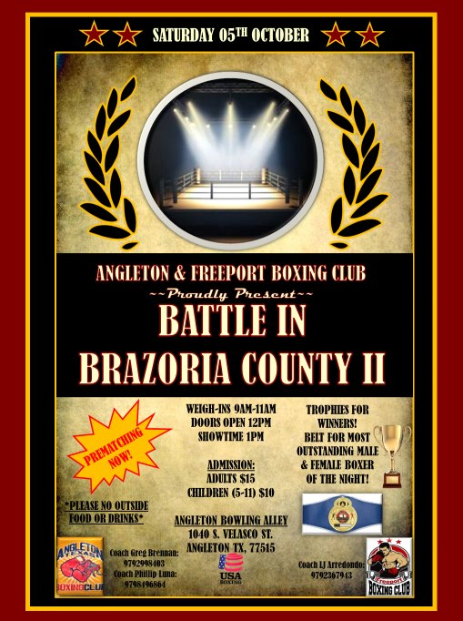 2019 Battle in Brazoria County II